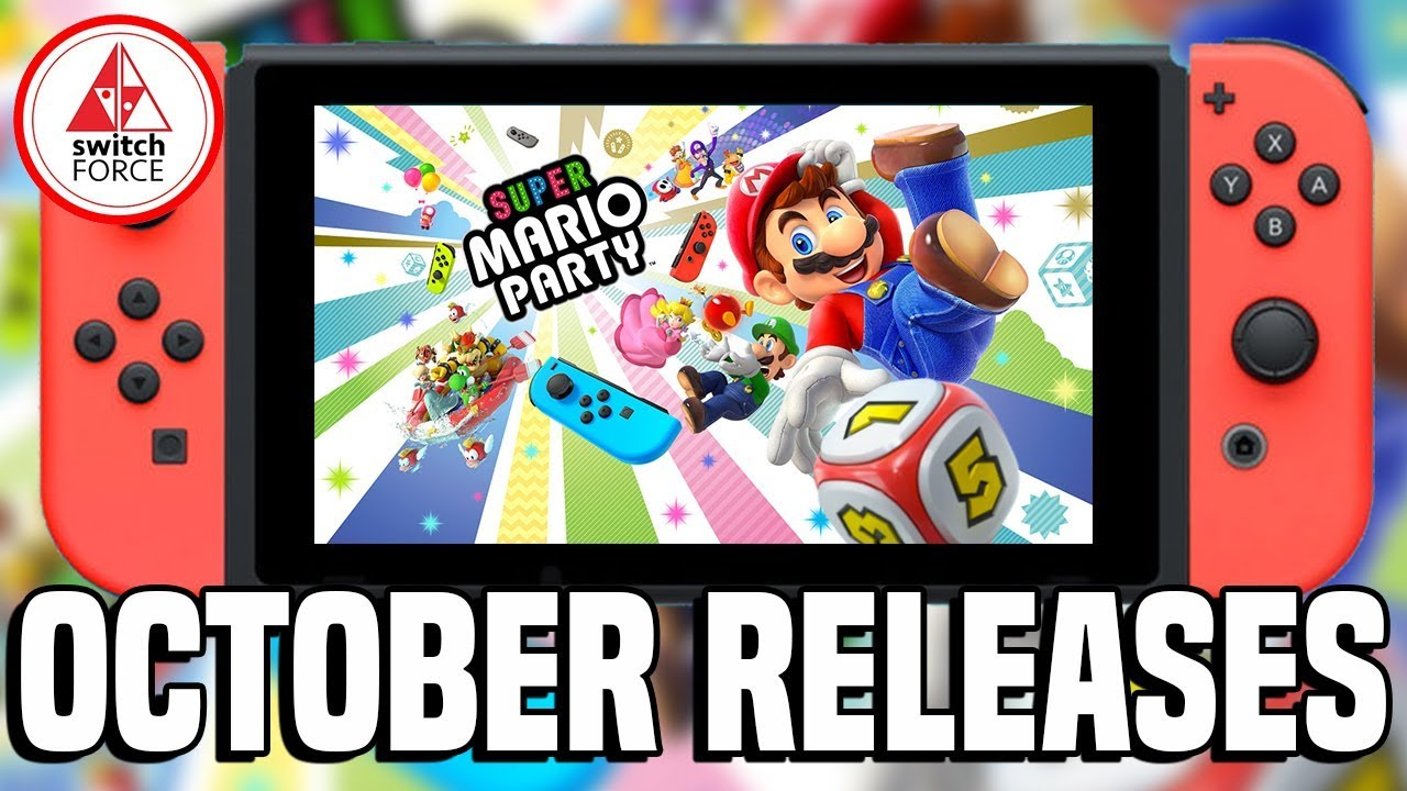 Biggest Nintendo Switch Games October 2018 What To Buy