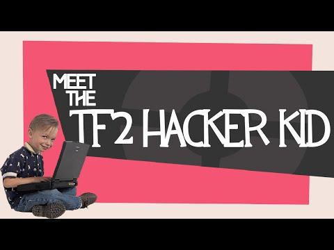 Meet the TF2 hacker kid