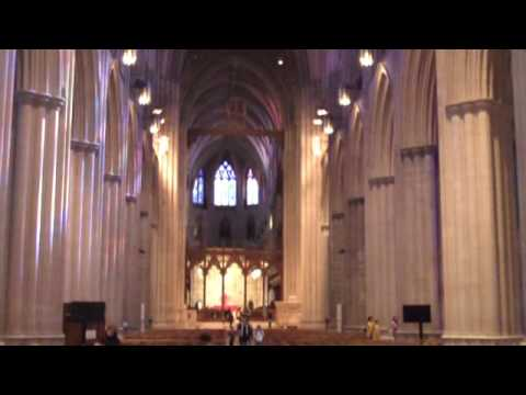 Washington National Cathedral,  April 200