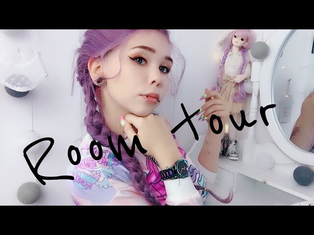 Room Tour - 400k!!!