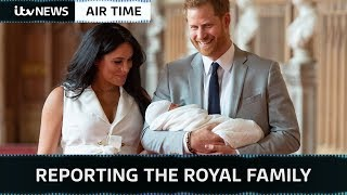What's the point of royal reporting? Behind the scenes of covering the Royal Family | ITV News