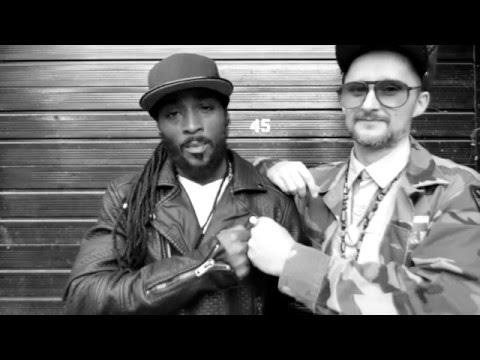 DJ Vadim - Fussin N Fightin ft Demolition Man (official video)
