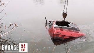 Why did we drown this Lada Samara