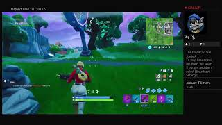 The process to getting better at fortnite!!