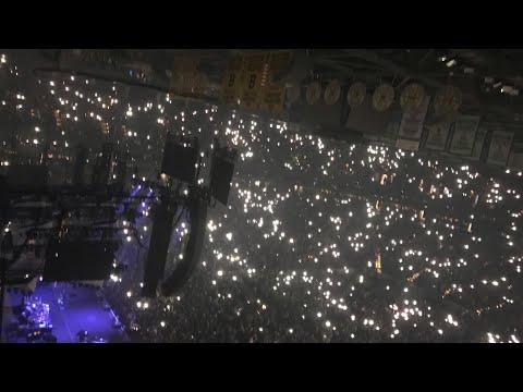 Dave Matthews Band 12.7.18 Full Encore Christmas Song All Along The Watchtower TD Garden Boston Mass