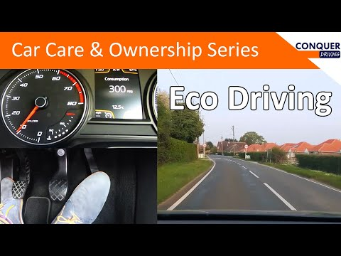 How to drive economically - Save money on fuel!