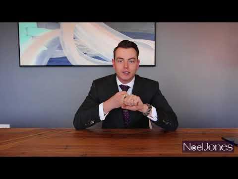 Noel Jones - The Settlement Process