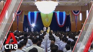 Thai parliament opens for first time in five years