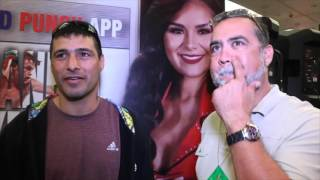 LUCAS MATTHYSSE BACKS CANELO TO BEAT AMIR KHAN, TALKS MOVE UP TO 147 LBS & POTENTIAL RIVALS @ WEIGHT