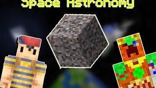 Gravel Rap! | Minecraft Space Astronomy w/ Whamwhoo! - ep 1