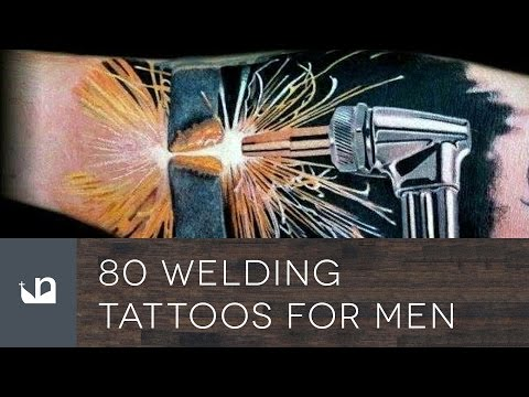 80 Welding Tattoos For Men