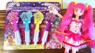 スター☆トゥインクルプリキュア プリンセススターカラーペンセット #プリキュア