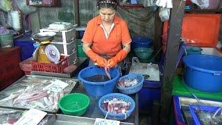 Pattaya Naklua Seafood Market Oct 2015