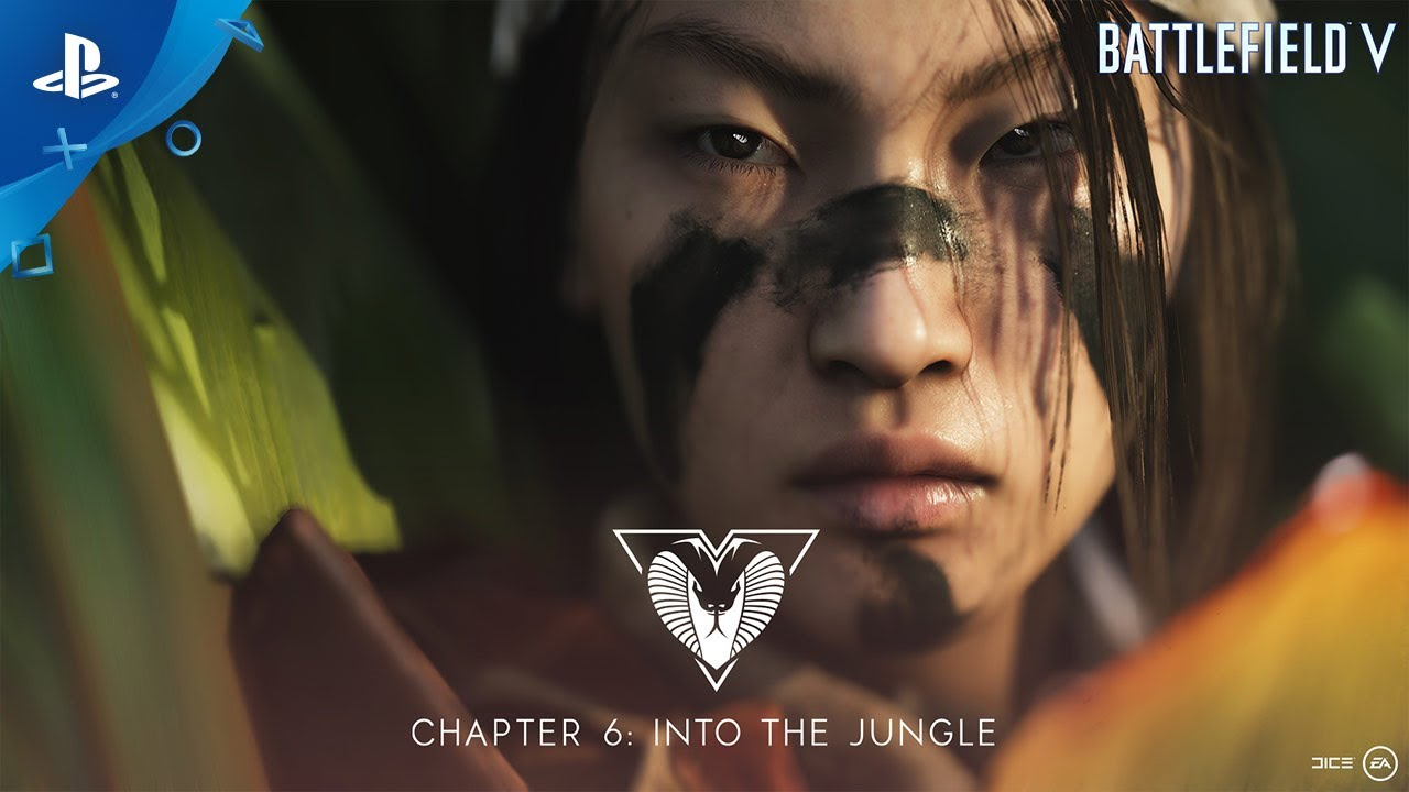 Battlefield V - Into the Jungle Overview Trailer | PS4