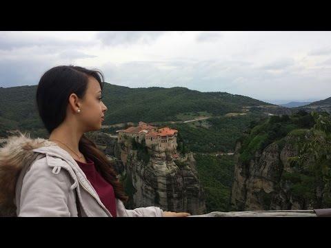 👻  METEORA FOR HALLOWEEN | GREECE