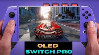 Nintendo Confirms Switch Pro OLED Screen Leak!!!