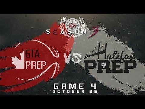NPA Eastern Session GTA PREP vs HALIFAX PREP
