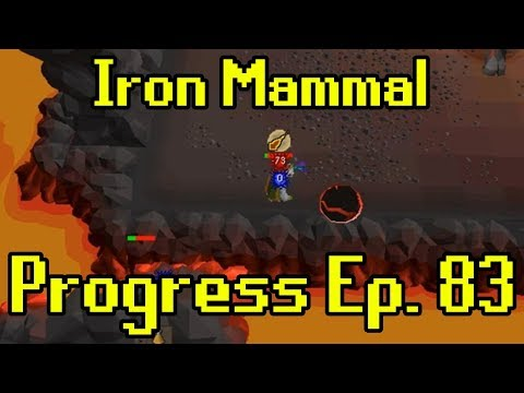 Oldschool Runescape - 2007 Iron Man Progress Ep. 83 | Iron Mammal