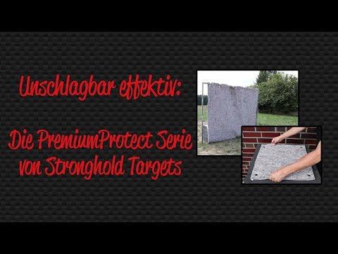 PremiumProtect Backstop & Pfeilfangmatte von Stronghold Targets im Test