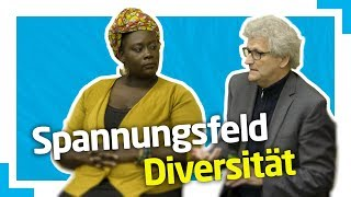 Podiumsdiskussion: Vielfalt in unserer Gesellschaft und in der Schule