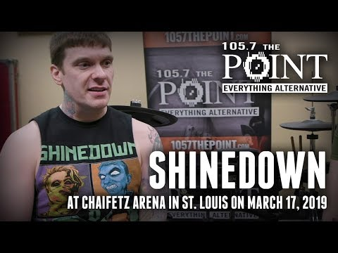 Shinedown's Brent Smith reflects on performing, touring, empathy and more