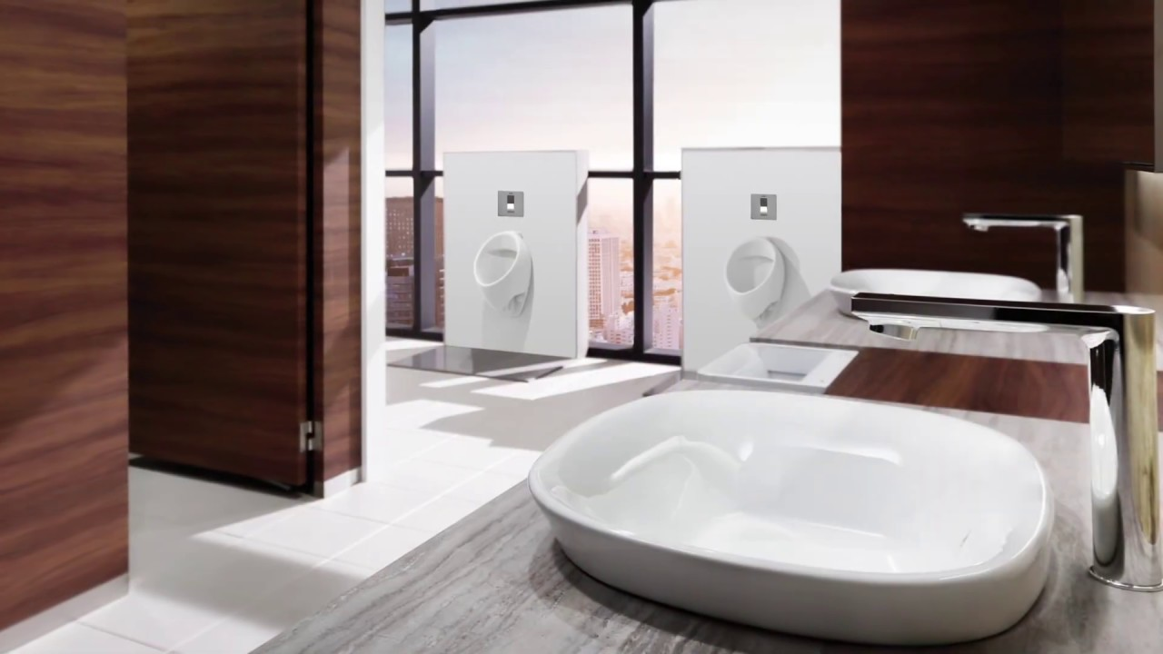 Toto Touchless Bathroom Products You