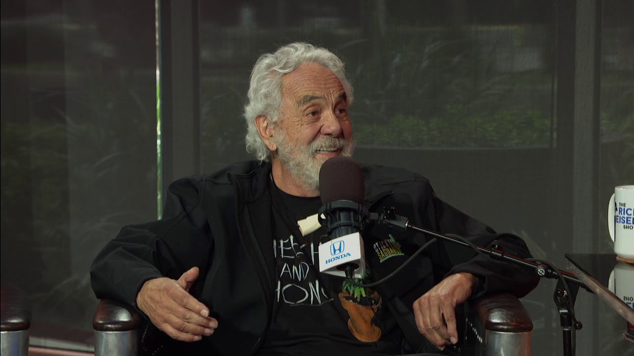 Tommy Chong on Attending UFC 246 & Why He Loved Conor McGregor | The Rich Eisen Show | 1/21/20