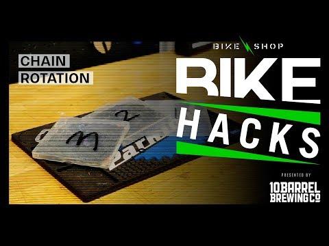 Bike Hacks: Share the Wear