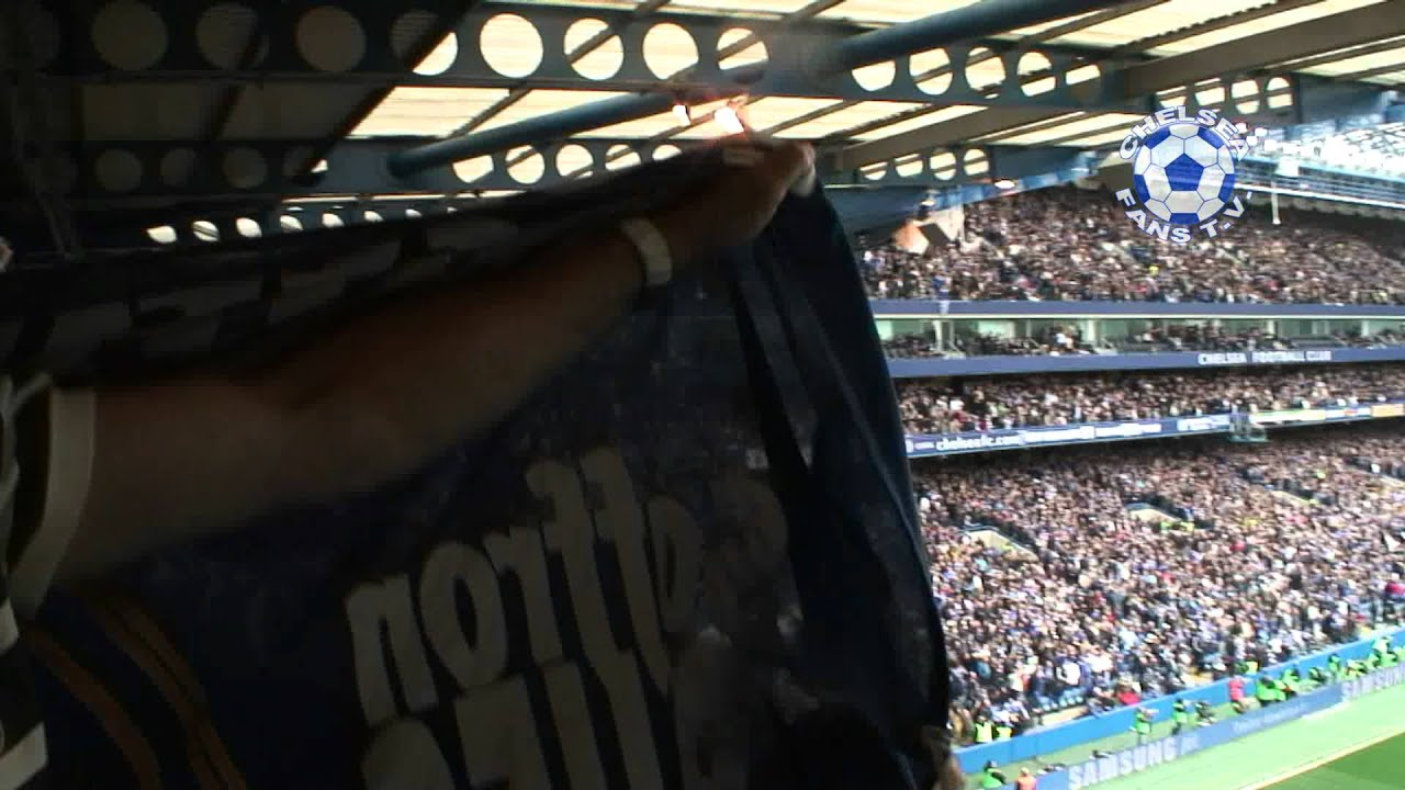 10 Most Loved Chelsea Fan Chants You'll Hear at Stamford
