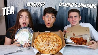 Download why we QUIT musical.ly ft. BabyAriel & Zach Clayton (mukbang) Mp3 and Videos