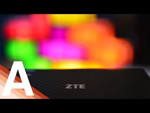 Unboxing: ZTE Blade Vec 3G - A-BM