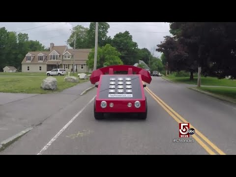Cars come all shapes, colors and sizes - YouTube