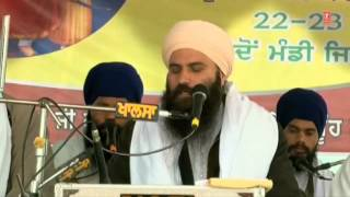 Sant Baba Baljit Singh Ji - Sacha Sauda Banaam Jhootha Sauda (Live Recording, Karnal)