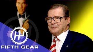 Fifth Gear Top 5 James Bond Car Chases Featuring Roger Moore смотреть