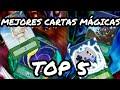 Top 5, mejores cartas mágicas del meta - YU-GI-OH DUEL LINKS!!!