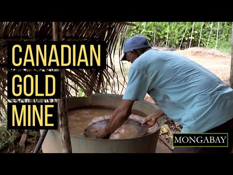 Communities In Brazil Fight Canadian Mining Company's Gold Mining Plans