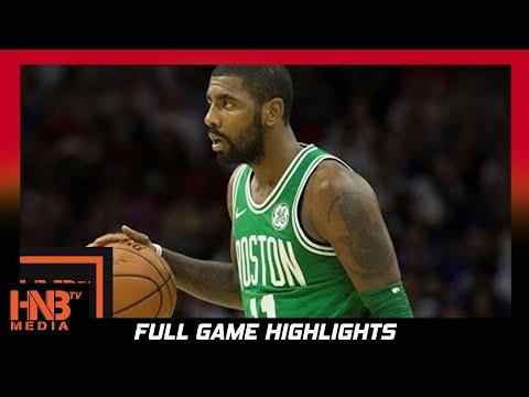 Boston Celtics vs Atlanta Hawks 1st Half Highlights / Week 4 / 2017 NBA Season