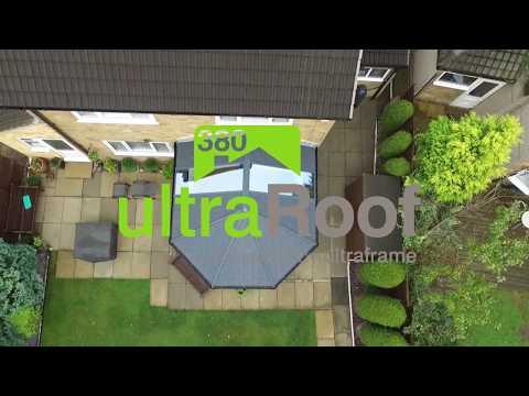 Elitis UltraRoof380 from Ultraframe