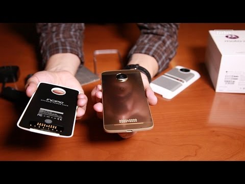 Review: Moto Z, el primer smartphone modular de Motorola