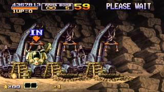 Metal Slug 6 Gameplay Completo