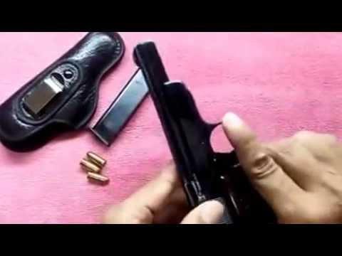 ถอดประกอบปืนสตาร์ปากเป็ด 7.65มม.