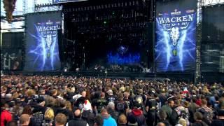 QUEENSRŸCHE - Arrow of Time (OFFICIAL VIDEO). Live at Wacken Open A...