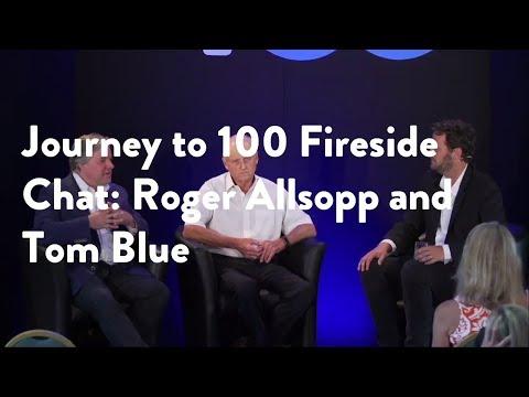 Journey to 100 Fireside Chat: Roger Allsopp and Tom Blue [James Maskell, Functional Forum]