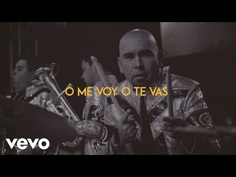 La Séptima Banda - O Me Voy O Te Vas (Lyric Video)