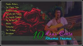 Download lagu 10 Lagu Cinta Rhoma Irama