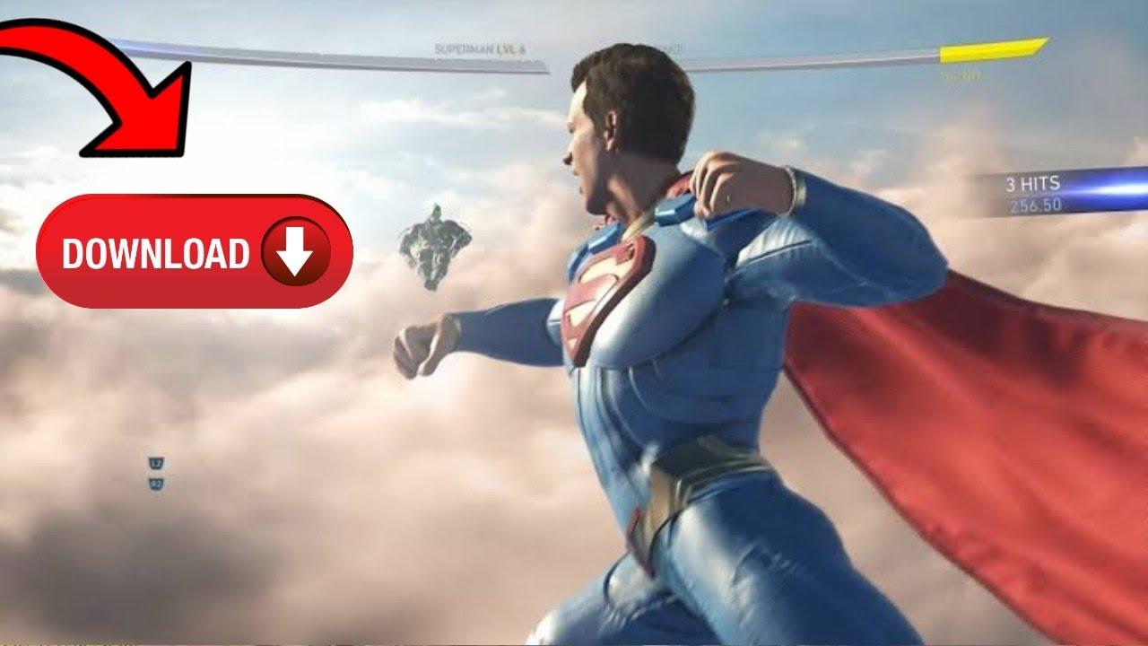 games superman download