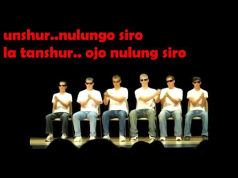 tasrif fi'il madi nadhom (song)