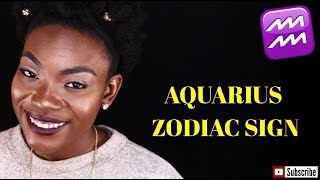 AQUARIUS ZODIAC SIGN- What Is It Like To Date Them‼️