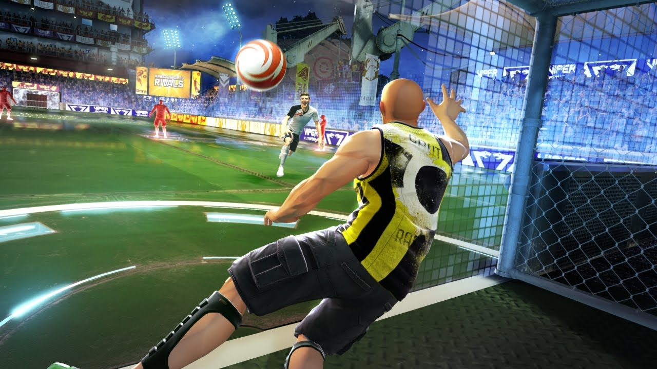 Kinect Sports Rivals Football Soccer Xbox One Let S Play Youtube