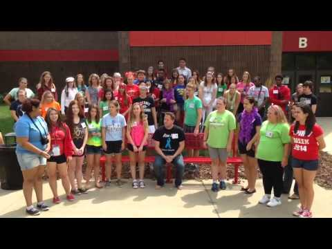 CVHS Choir Department ALS Ice Bucket Challenge